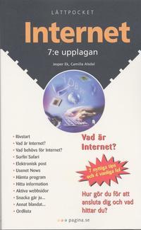 bokomslag Lättpocket om Internet, 7:e upplagan