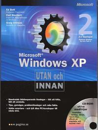 bokomslag Microsoft Windows XP utan och innan, 2:a upplagan