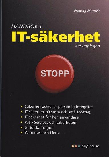 bokomslag Handbok i IT-säkerhet, 4:e uppl