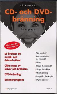 bokomslag Lättpocket om CD- & DVD-bränning, 2:a upplagan