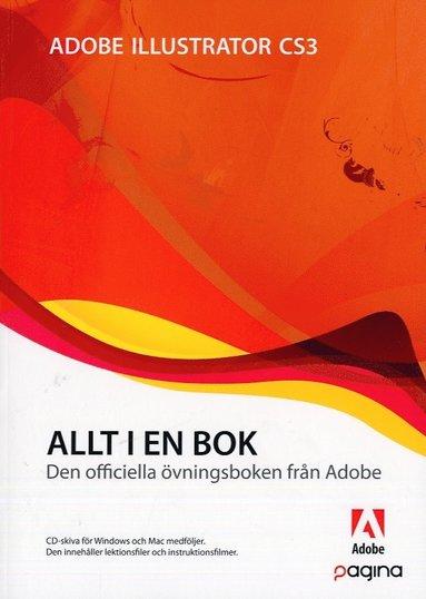 bokomslag Allt i en bok Illustrator CS3