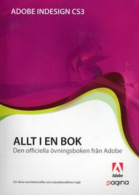 bokomslag Allt i en bok InDesign CS3