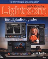 bokomslag Photoshop Lightroom för digitalfotografer