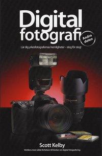 bokomslag Digitalfotografi, andra delen