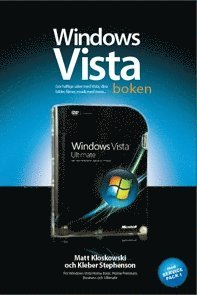 bokomslag Windows Vista-boken