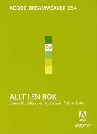 bokomslag Allt i en bok Dreamweaver CS4