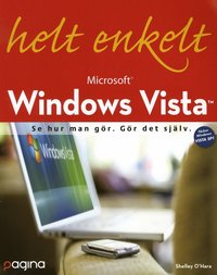 bokomslag Windows Vista helt enkelt