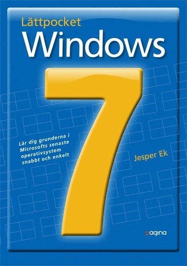 bokomslag Lättpocket om Windows 7
