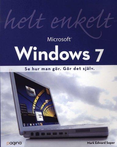 bokomslag Windows 7 helt enkelt