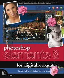 bokomslag Photoshop Elements 8 för digitalfotografer