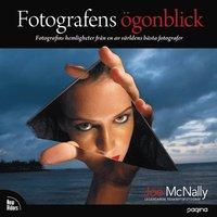 bokomslag Fotografens ögonblick : lär dig hur en av världens bästa fotografer arbetar