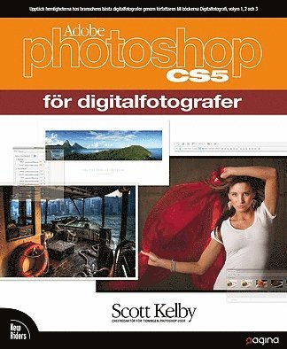 bokomslag Photoshop CS5 för digitalfotografer