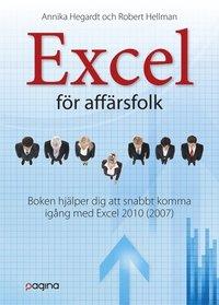bokomslag Excel 2010 för affärsfolk