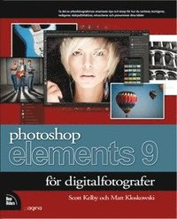 bokomslag Photoshop Elements 9 för digitalfotografer
