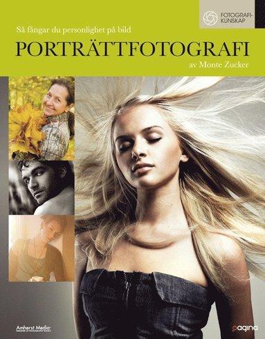 bokomslag Porträttfotografi : så fångar du personlighet på bild