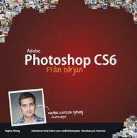 bokomslag Photoshop CS6 från början
