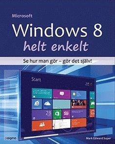 bokomslag Windows 8 helt enkelt