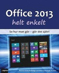 bokomslag Office 2013 helt enkelt