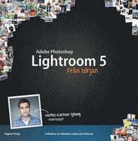bokomslag Photoshop Lightroom 5 från början