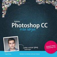 bokomslag Photoshop CC från början