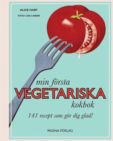bokomslag Min första vegetariska kokbok