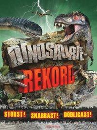 bokomslag Dinosaurierekord
