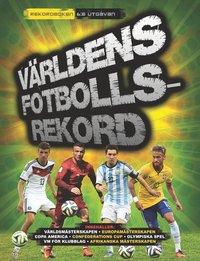 bokomslag Världens fotbollsrekord 2015