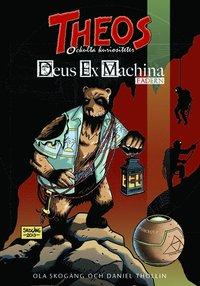 bokomslag Deus Ex Machina. Fadern