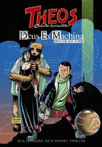 bokomslag Deus Ex Machina. Den helige ande