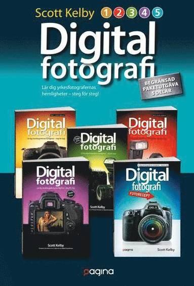 bokomslag Digitalfotografi. Paketutgåva 5 delar