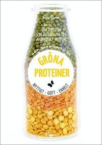 bokomslag Gröna proteiner