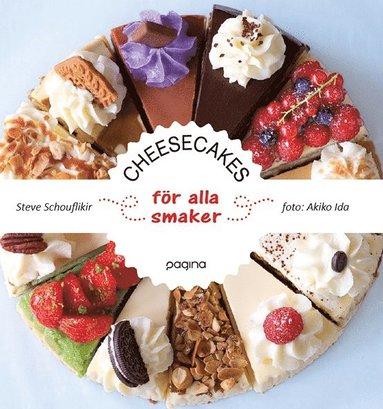 bokomslag Cheesecakes för alla smaker