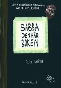 bokomslag Sabba den här boken