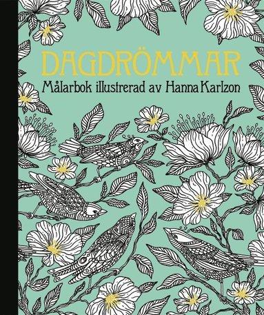 bokomslag Dagdrömmar : målarbok