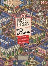 bokomslag Pusseldeckaren Pierre : jakten på den bortrövade labyrintstenen