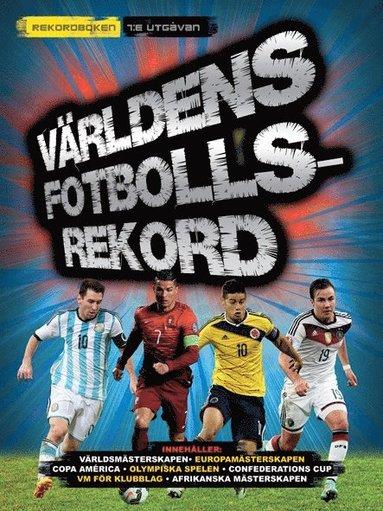 bokomslag Världens Fotbollsrekord 2016