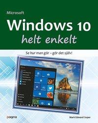 bokomslag Windows 10 helt enkelt