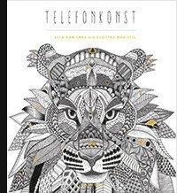 bokomslag Telefonkonst :Alla kan lära sig klottra med stil