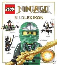 bokomslag LEGO Ninjago bildlexikon. Masters of Spinjitzu (med minifigur)