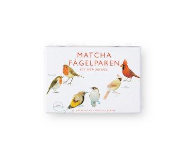 Matcha fågelparen 1