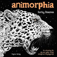 Animorphia : en målarbok