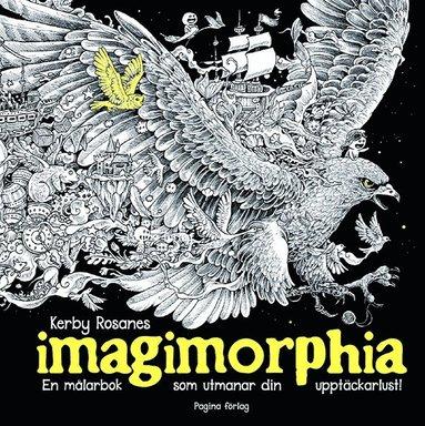 bokomslag Imagimorphia : målarbok