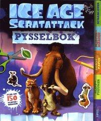 bokomslag Ice Age. Scratattack : pysselbok