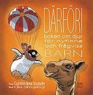 bokomslag Därför! : boken om djur för nyfikna och frågvisa barn