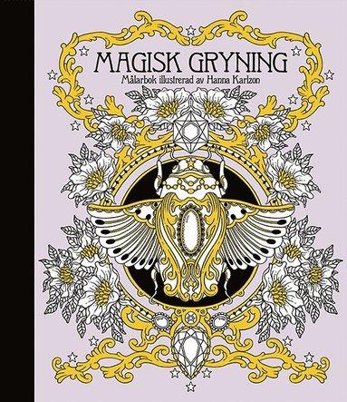 bokomslag Magisk gryning : målarbok