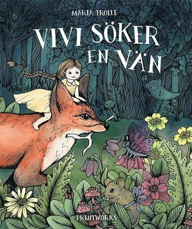 bokomslag Vivi söker en vän