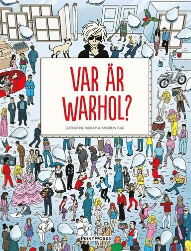 bokomslag Var är Warhol?