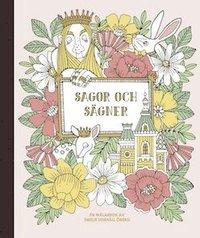 Sagor och sägner : en målarbok