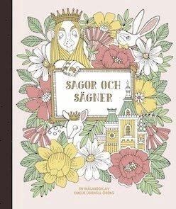 bokomslag Sagor och sägner : en målarbok