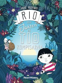 bokomslag Rio och jakten på tiokompisarna